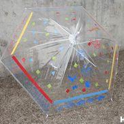 雨の日が楽しみに!オリジナル傘〜梅雨の時期にもぴったりの製作アイディア〜