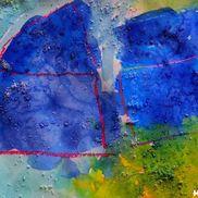 キラキラ塩アート〜不思議な感覚が楽しめる塩を使ったお絵かき遊び〜