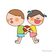 ボール運びリレー〜連携するのががおもしろい、運動あそび〜