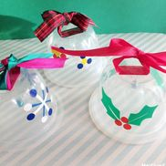 クリスタルクリスマスベル〜音が鳴る、クリスマス時期に楽しい手作りアイテム〜