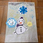 2月製作帳 雪の結晶