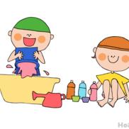 色水あそび~いろんな色を作って遊ぼう!発見いろいろ水遊び~