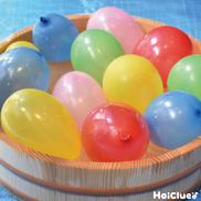 水風船で楽しめる遊び10選〜ヨーヨーから水鉄砲まで!魅力たっぷり水遊びおもちゃの作り方と遊び方〜