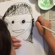 手作り割り箸ペン〜自分だけのペンから広がるお絵かき遊び〜