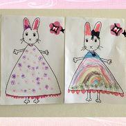 わたしのワンピース (5歳児)  絵本あそび