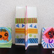 牛乳パック1本で作れる的当てゲーム〜雨の日の室内遊びにも持ってこいの手作りおもちゃ〜