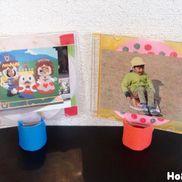 CDケースが変身!手作り写真立て〜思い出を飾る製作アイディア〜