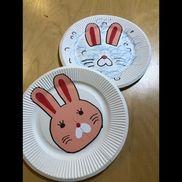 紙皿シアター2歳児