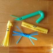 おうちにあるもので気軽に楽しめる、子どもと楽しむ手作りおもちゃ12選!