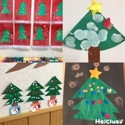 """みんなの""""平面クリスマスツリー""""アイディア〜室内がにぎやかになりそうな平面ツリーが大集合!〜"""