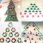 みんなで作るクラスに1つのクリスマスツリー2017〜みんなの手作りクリスマス製作アイディア〜