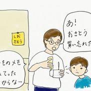 【子どもアイディア】解決したいこと/買い物メモを、忘れてしまう…!