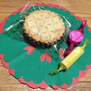 手作りレースペーパ〜はさみでチョキチョキ製作遊び〜