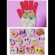 ♥手袋シアター(メロンパン アンパンマンver)♥