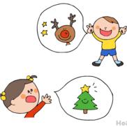 クリスマスじゃんけんグリコ〜クリスマスにぴったりのじゃんけん遊び〜