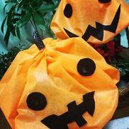 かぼちゃおばけ帽子