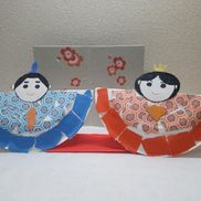 ゆらゆらひな人形〜幅広い年齢で楽しめそうな紙皿人形作り〜