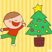 【クリスマスソング×あそび】おもしろもみの木ダンス〜うた/もみの木〜