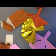 Origami -Autumn