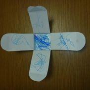 クルクルコマ〜乳児さんも楽しめる♪牛乳パックで手作りおもちゃ〜