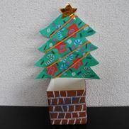 牛乳パックのツリー小物入れ〜実用的な手作りクリスマス飾り〜
