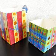 牛乳パックde手作りカップ〜遊び方いろいろな廃材で楽しむ製作遊び〜