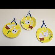 お月見製作(3歳児)