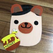 福笑い【熊】