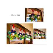 1歳児☆クリスマスリース