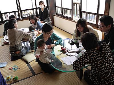Hoiclue♪ meets 赤ちゃん先生ワークショップ(3/13・3/30)